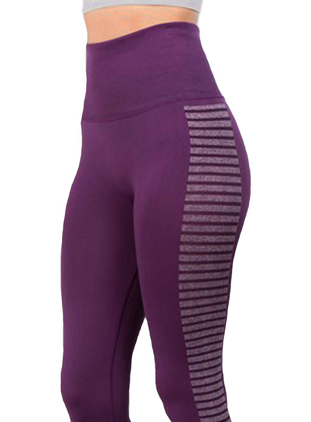 PLUM MY WORLD - High Waistband Leggings