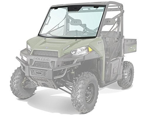Polaris 2879269 Lock & Ride Pro-Fit Fixed Glass Windshield