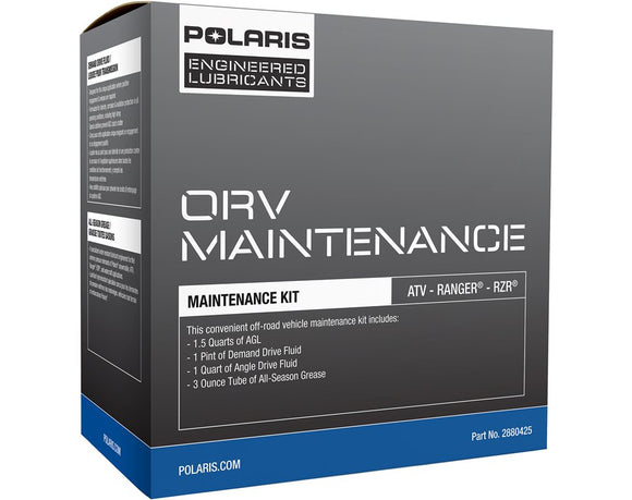 Polaris Maintenance Kit 2880425