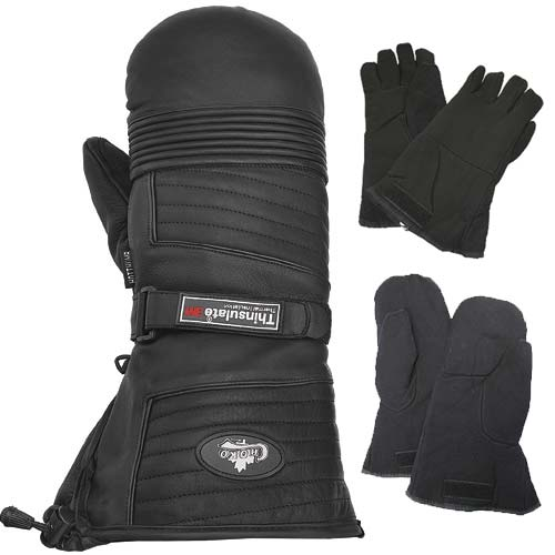 Choko Ultra Leather Mitt