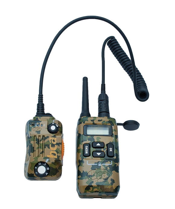 BCA Link 2-Way Radio System - Camo