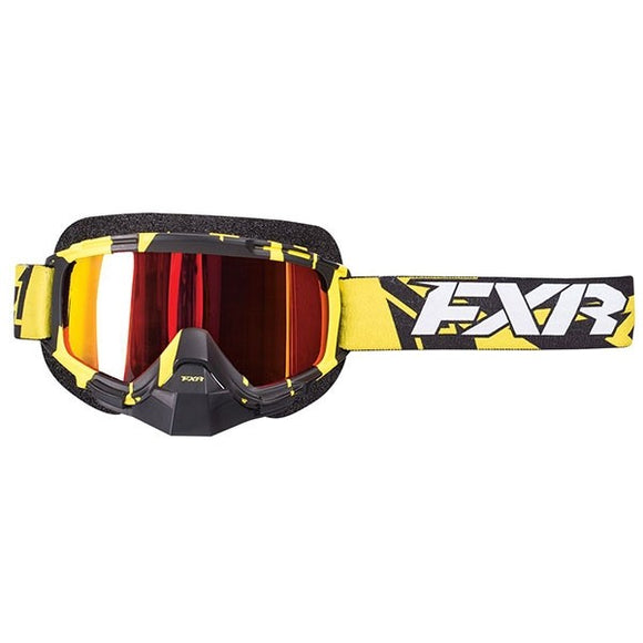 FXR Mission Recon Speed Goggle