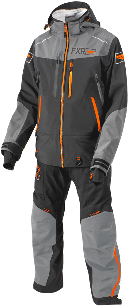 FXR Elevation Dry-Link 2 PC Lite Monosuit
