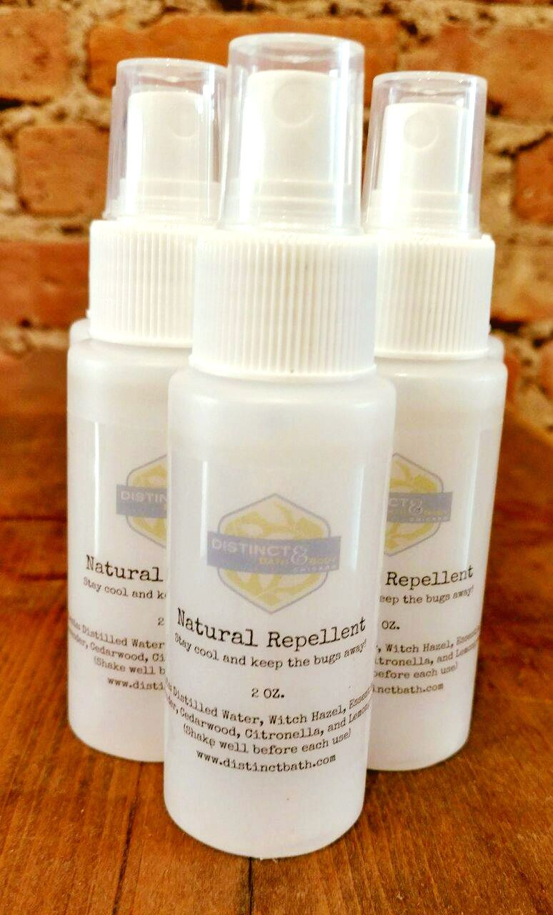 Natural Insect Repellant