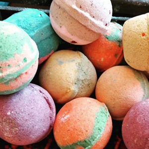 Bath Bomb 4 Pack Gift Sets