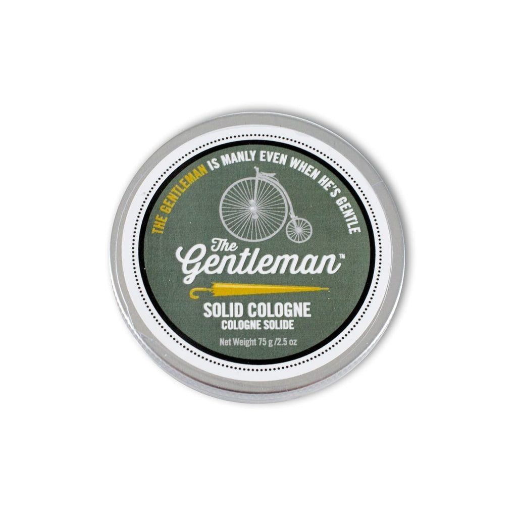 The Gentleman- Solid Cologne