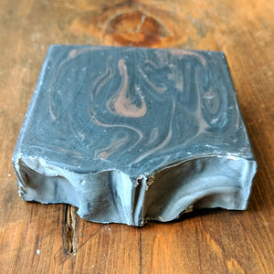 Lavender Tea Tree Activated Charcoal Soap