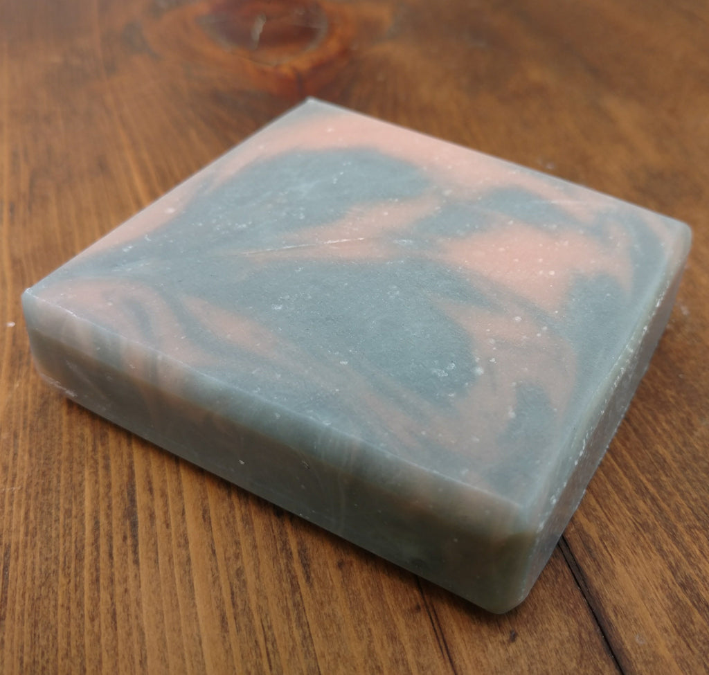 Red Moon Activated Charcoal Soap