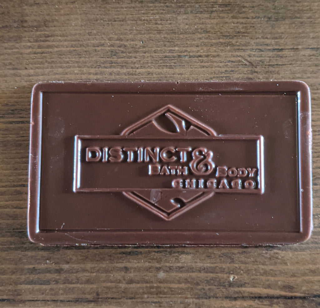 Distinct Delectable Chocolate Bar