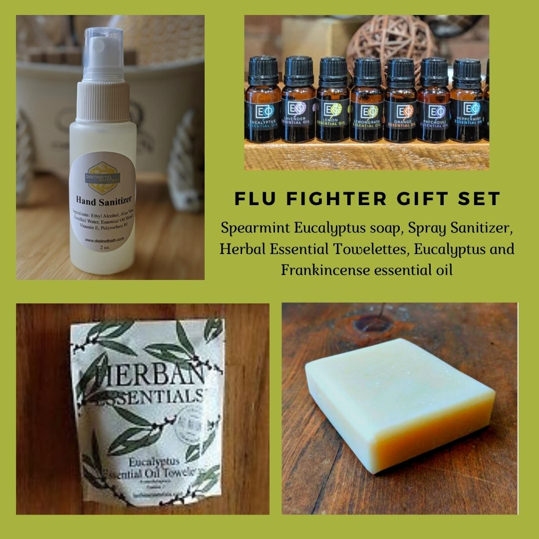 Flu Fighter Gift Set