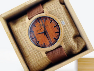 Wood Watch Collection by Avantwood