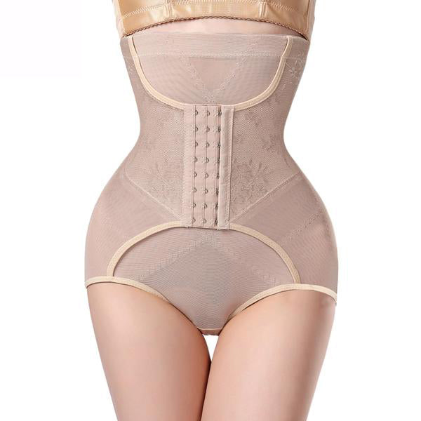 Bodysuit Slimming Belt Women's Panties waist trainer body shaper Underwear