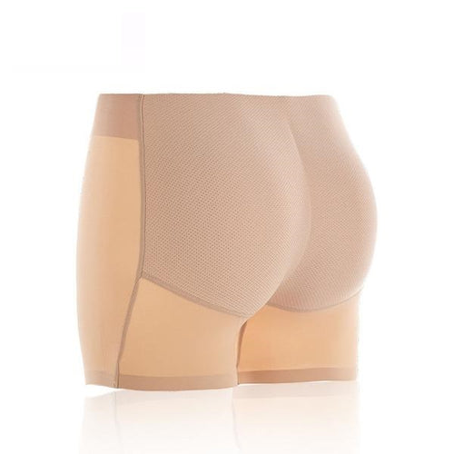 Boyshort Fake Ass Padded Panties Body Shaper Butt Lifter Trainer
