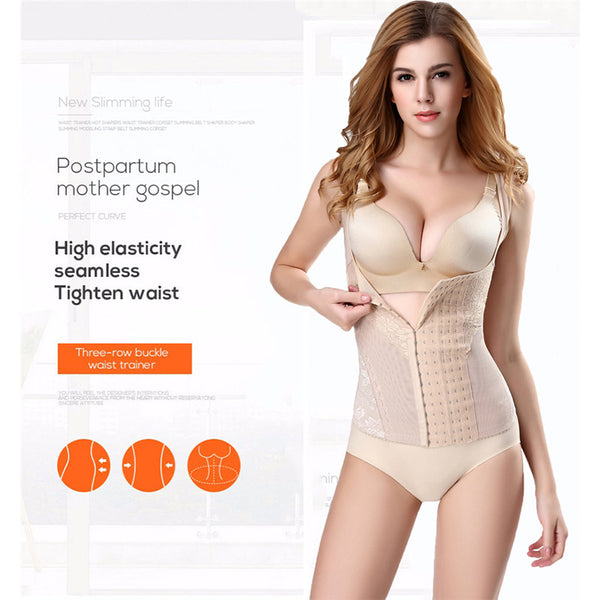 Waist trainer hot shapers waist trainer corset Slimming Belt Shaper