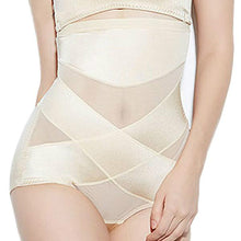 Silky Luster Corset High Waist Shapewear Tummy Slimming Bodysuit