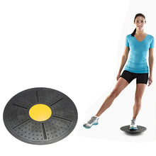 360Degree Rotation Massage Balance Board Gym Exercise Physical Foot Loose Massage Board for Yoga Body Fitness Load-bearing 160kg
