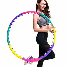 Magnet Fitness Hoops Massage Hoops
