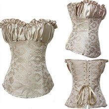 Gothic Corsage Lingerie Sexy Corsetes
