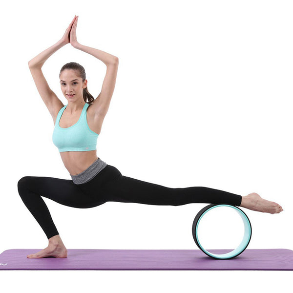 Yoga Circle Wheel Magic Circle Ring Gym Workout Back Training Tool Slimming Fitness