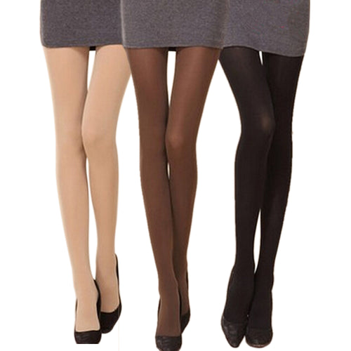 Pantyhose Velvet Panty Hose Nylon Elastic Step Foot Seamless Tights Stockings Hosiery