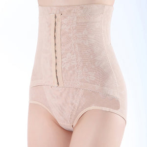 Body Control Corset High Waist Slimming Tummy Abdomen Shaper Underwear
