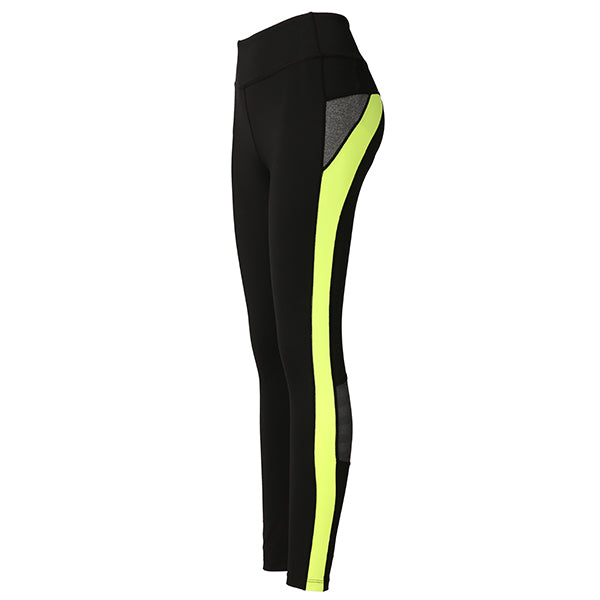 Slim Running Fitness Leggings Elastic Sexy Compression Tights Breathable Sports Pants
