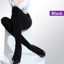 1pcs Big Size Women Sexy Pantyhose Nylon Velvet Candy Color Seamless ladies long stocking