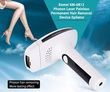 Electric Female Laser Epilator Depilatory Shaver