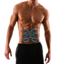 Men's Ab Stimulator Abs Toner Abs Trainer Muscle Toner ABS Fit for Abdomen and Arm Support ABS
