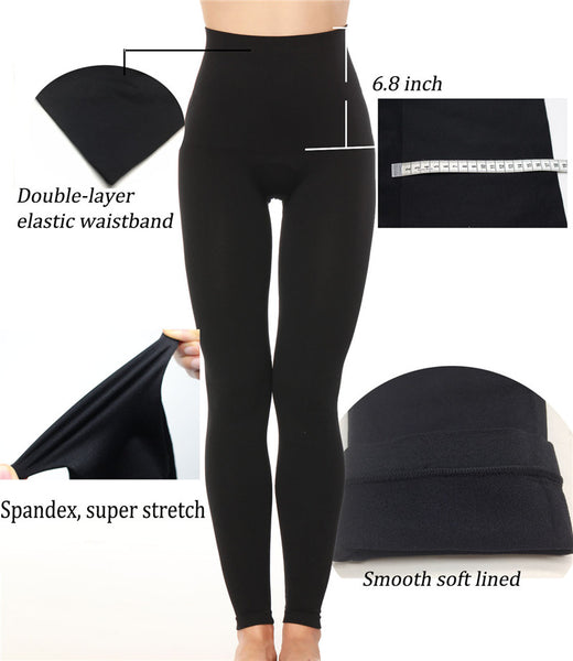 Women Slimming Legging High Waist Tummy Waist Trainer Leg Control Panties
