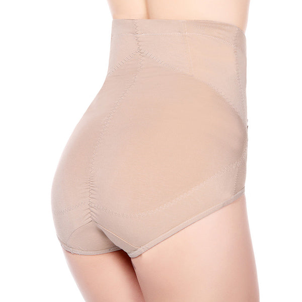 High Waist Underwear Abdomen Drawing Pants Butt-lifting Control Panties
