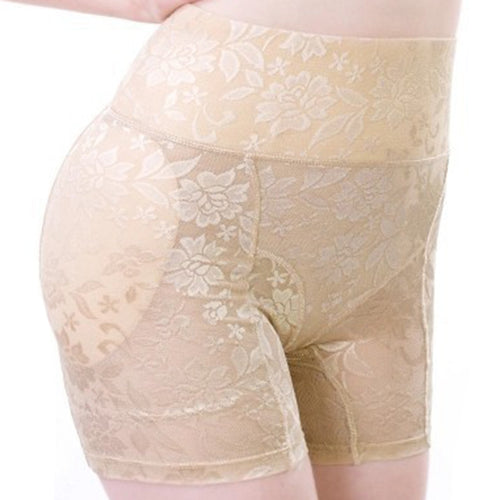 Control Panties Butt Lift Shapewear Body Shaper Push Up Panties Hips Padded Bum Enhancer Underwear