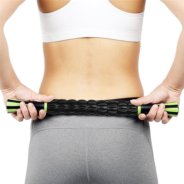 Muscle Roller Stick Crossfit Fitness Equipment ABS Massage Roller Stick