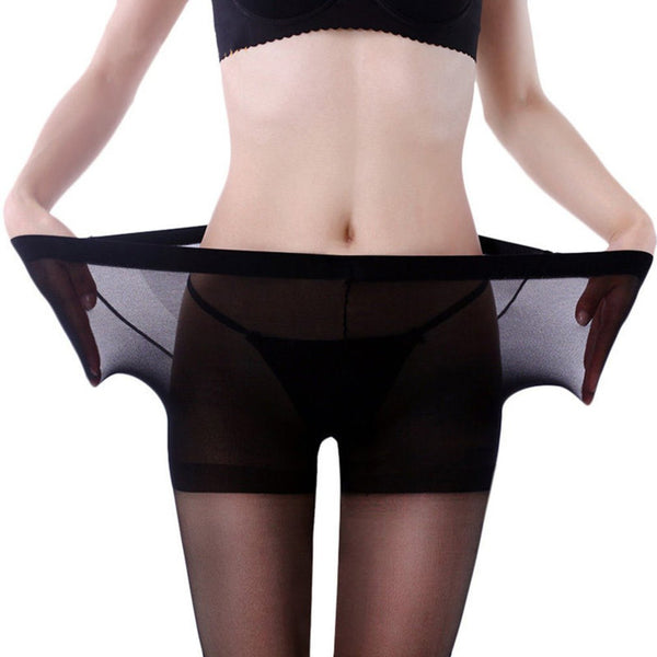Large Size Slimming silk stockings Wire Pantyhose Slimming Weight Loss Ultra-Thin