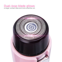Waterproof Electric Lady Women Shaver Mini Female Body Hair Removal Facial Depilation