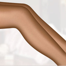 Women's Shiny Pantyhose Elastic Tights Collants Opaque Nylons Stockings