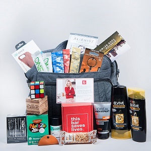 Brew Soldiers in the 2018 SAG Awards Gala Mens Gift Bag! 2