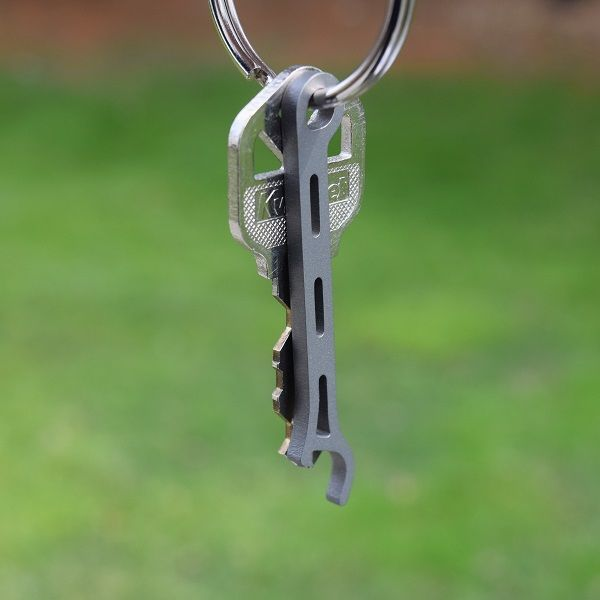 Brew Soldier Bottle Opener + Keyring - Gear Infusion