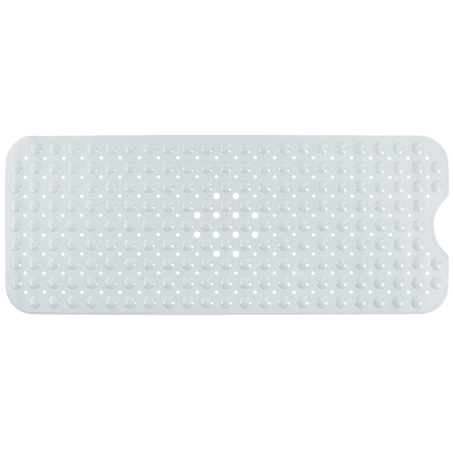Norcho Anti Slip Bathtub Mat Extra Long for with Suction Grip 40\