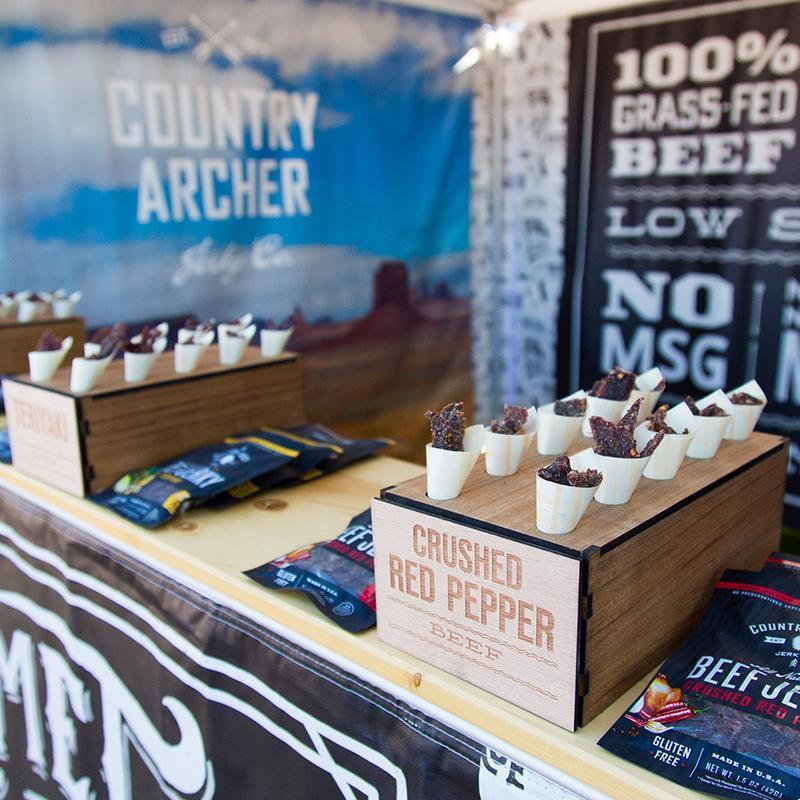 Eat Healthy with Country Archer's Meat Bars and Assorted Jerky