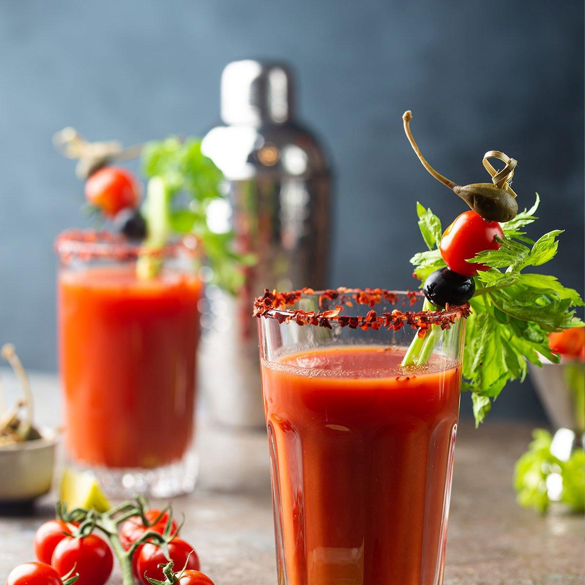 Loaded Bloody Mary Recipe
