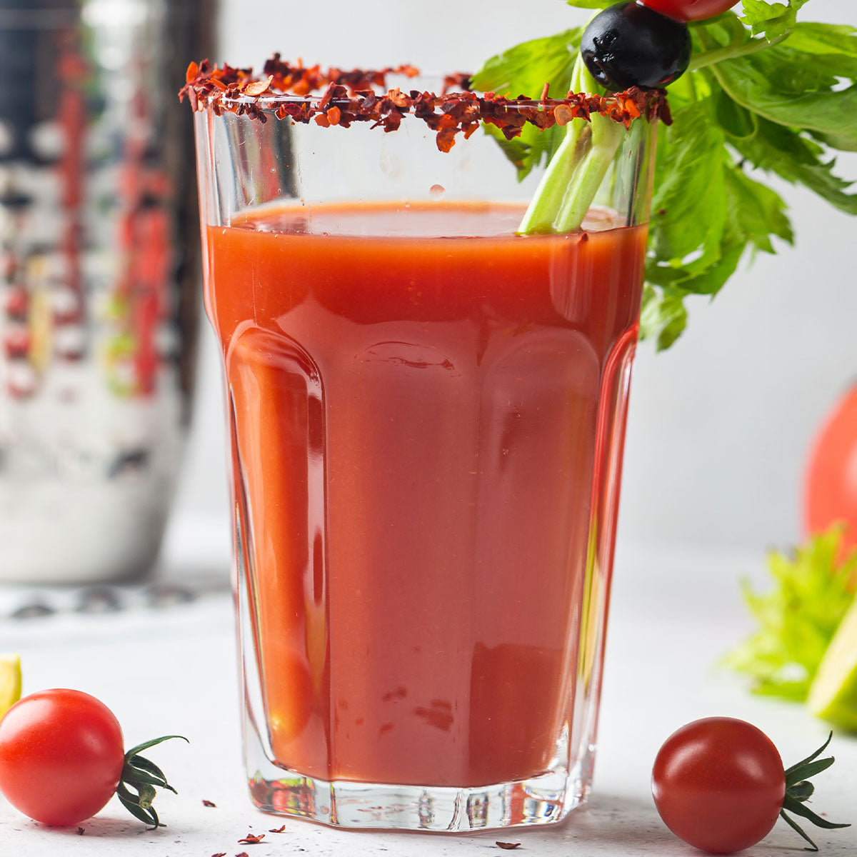 bloody mary brunch drink