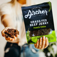 Hatch Chile Beef Jerky