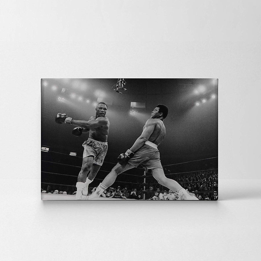 Muhammad Ali Pictures Decorative Art CANVAS PRINT Modern Wall Decor Artwork - ALIH36