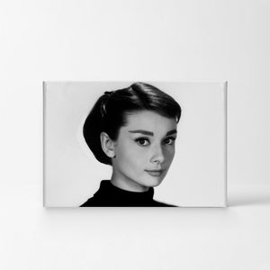 Audrey Hepburn Iconic Wall Art Canvas Prints Metal Prints