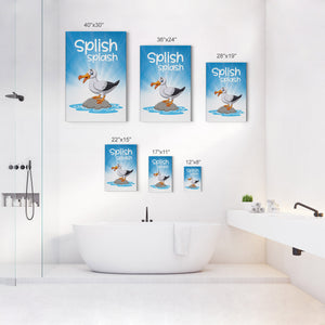 Bathroom Wall Decor Bathroom Wall Art Canvas Prints Metal Prints