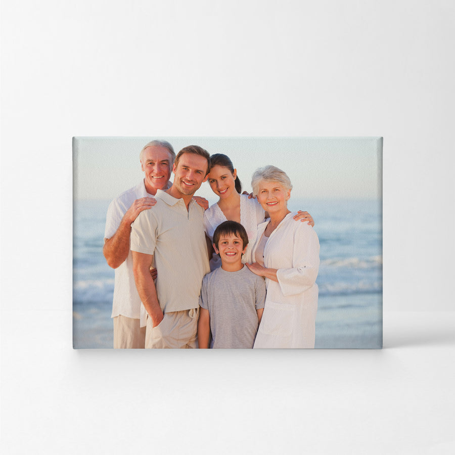 Custom Photo Personalized Photo Canvas Print Gift