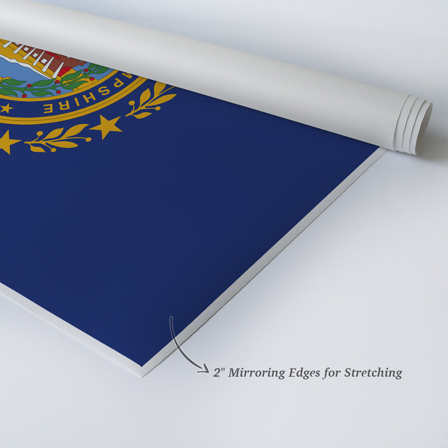 New Hampshire State Flag State Capital of the USA Flag Wall Decor
