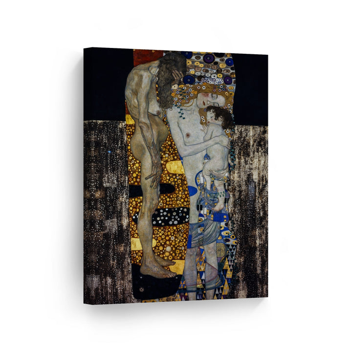 Gustav Klimt Art Oil Painting Wall Art Canvas Prints Metal Prints