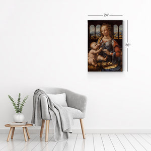 Leonardo Da Vinci Art Drawings Wall Art Canvas Prints Metal Prints